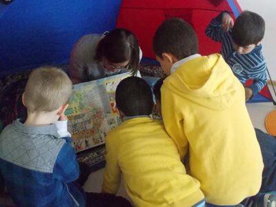 KIKUS Kinder-Sprachkurs Deutsch: Osterferien