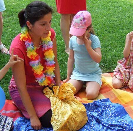 KIKUS Kinder-Sprachkurs Deutsch: Sommerferien