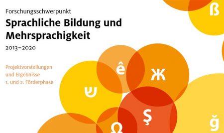 Broschüre Sprachliche Bildung und Mehrsprachigkeit 2013-2020